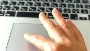 ノートパソコンのタッチパッドが効かない場合の対処方法!EZbookX3での改善事例-アイキャッチ